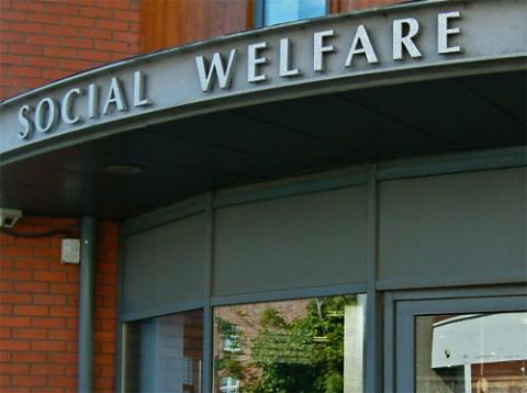 social welfare local office