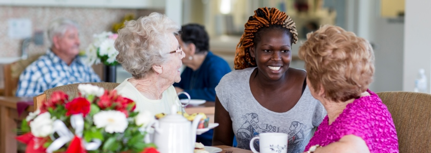Salvation Army, Aged Care, Queensland